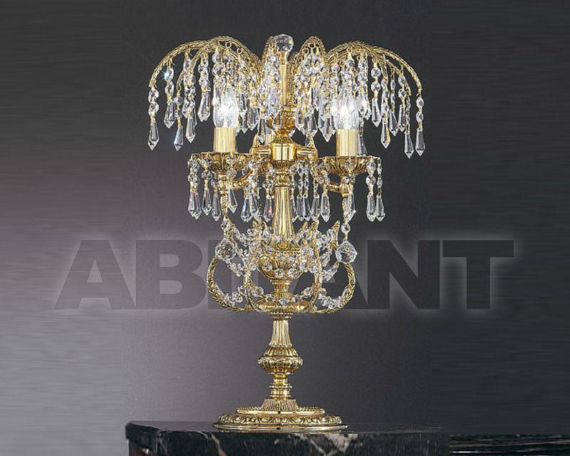 Купить Лампа настольная Asfour Crystal Crystal 2013 TL 933/3 Gold Patina