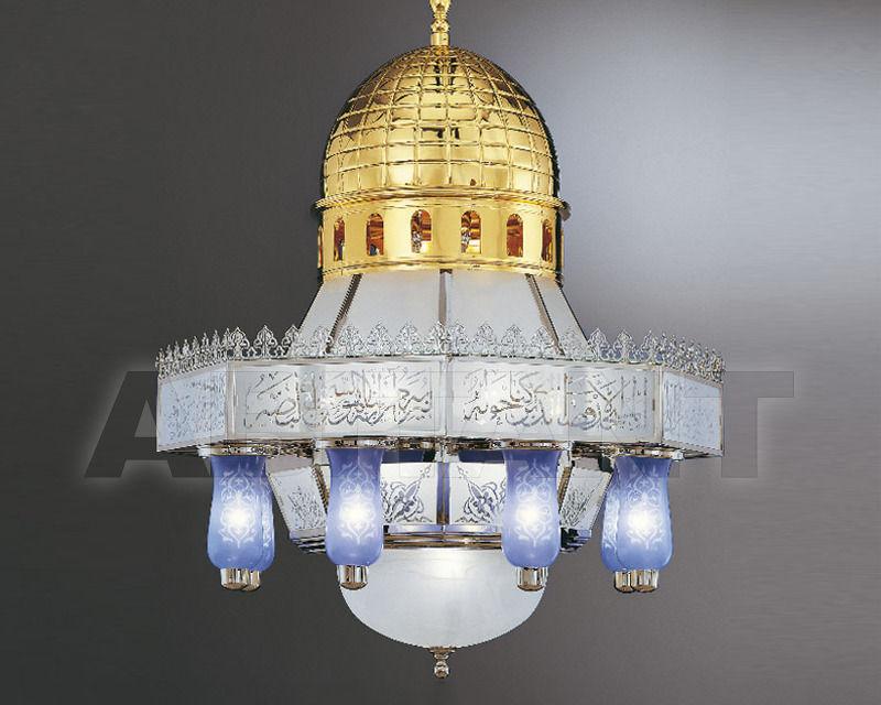 Купить Светильник Asfour Crystal Crystal 2013 TL K 50 Gold patina