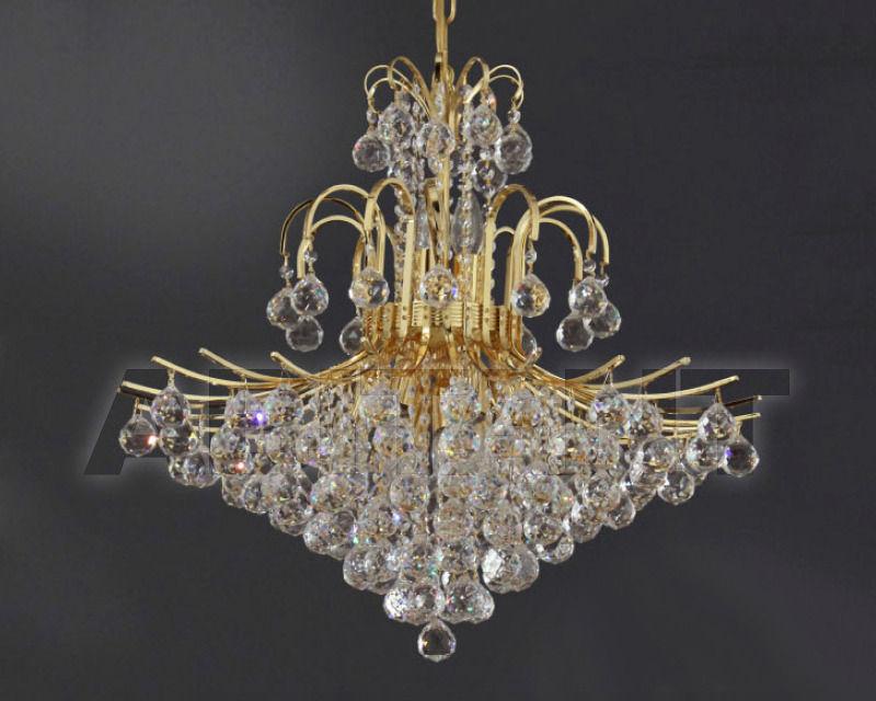 Купить Люстра Asfour Crystal Crystal 2013 CH  1016 / 45 / 8 G  BALL