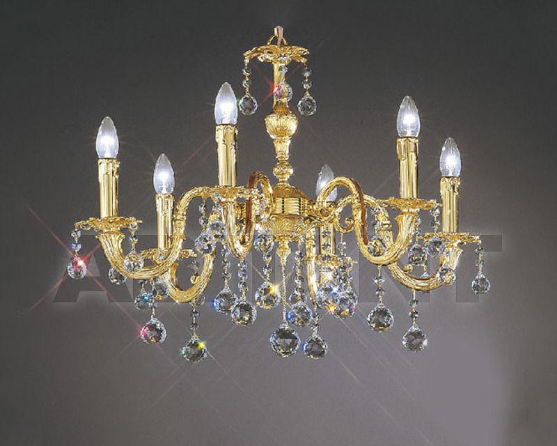 Купить Люстра Asfour Crystal Crystal 2013 CH 23015/6 GOLD BALL