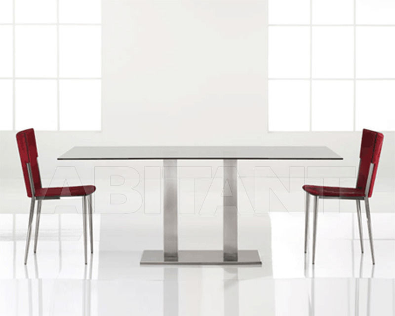 Купить Стол обеденный Mobilsedia Tavoli twin