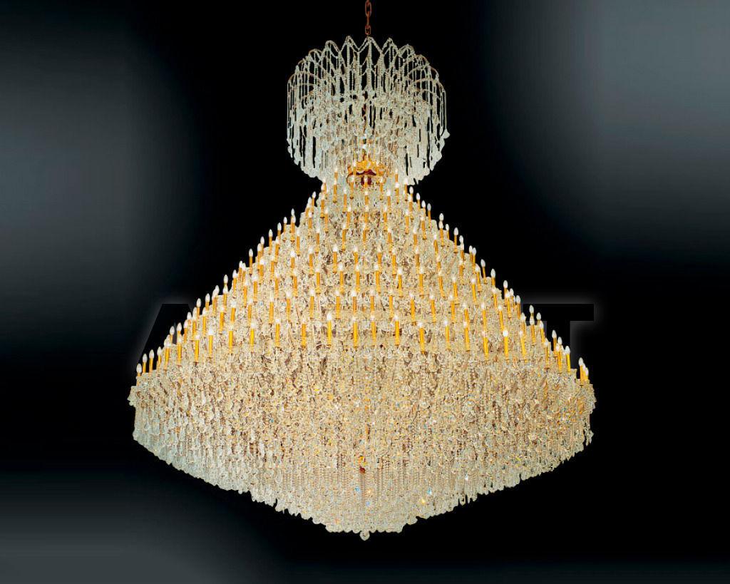 Купить Люстра Asfour Crystal Crystal 2013 CH 2993/384+48 GOLD