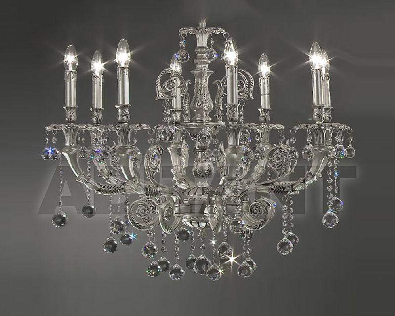 Купить Люстра Asfour Crystal Crystal 2013 CH 4711/8 Chrome Antiuce Ball