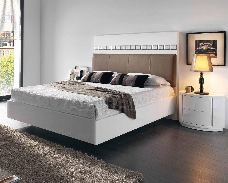 Купить Кровать Cubilles Logica  Bedroomsoulhome TESA CABEZAL + SOMIER DE 180x190/200