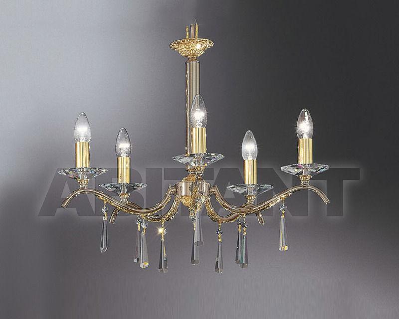 Купить Люстра Asfour Crystal Crystal 2013 CH 9400/G/8/1 Drop 505 Oct 100