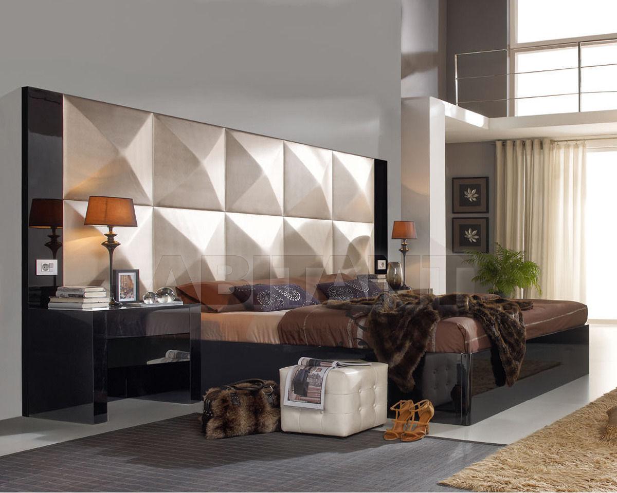 Купить Кровать Cubilles Logica  Bedroomsoulhome VICTORIA CABEZAL 200 + SOMIER