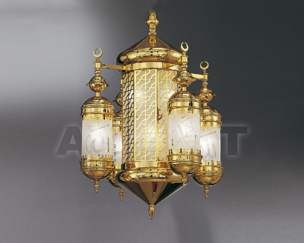 Купить Люстра Asfour Crystal Crystal 2013 LN 105 / 70  (crescent) GOLD