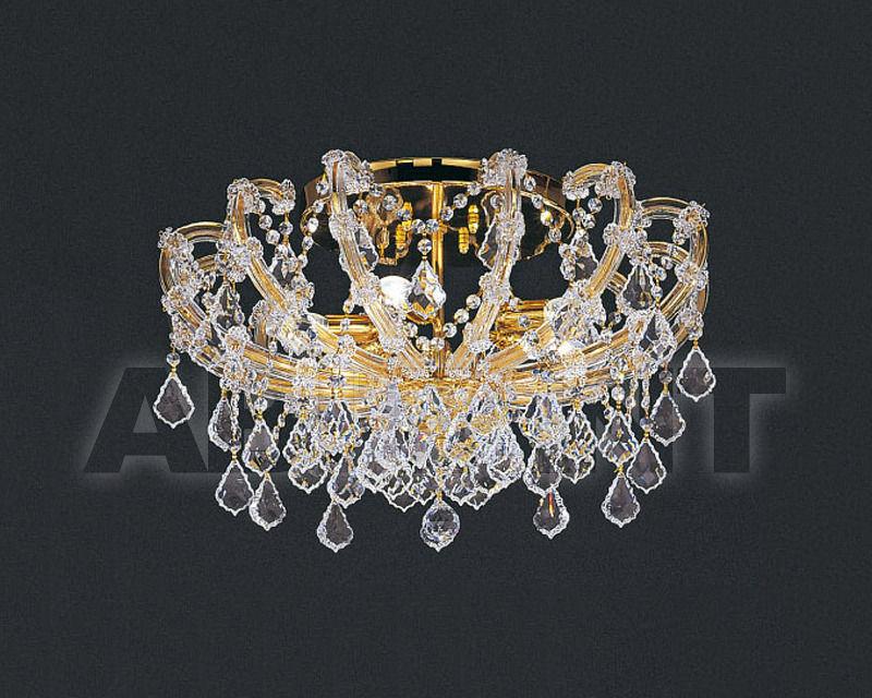Купить Люстра Asfour Crystal Crystal 2013 PL 51/12/6 Gold