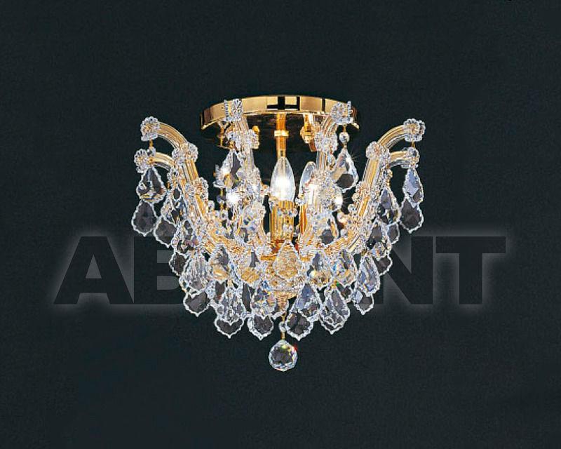 Купить Люстра Asfour Crystal Crystal 2013 PL 52/8/4 Gold
