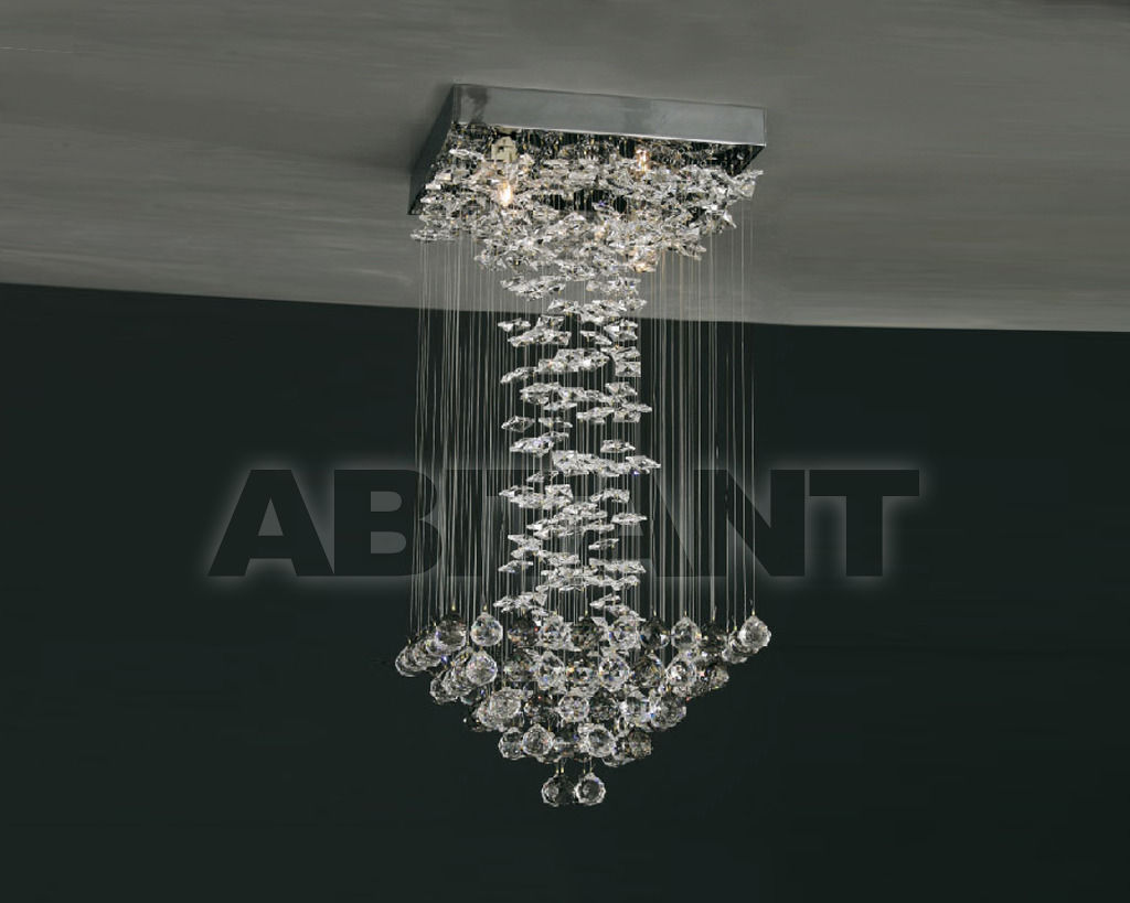 Купить Люстра Asfour Crystal Crystal 2013 PL 907/22*22 Chrome