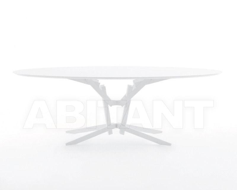 Купить Стол обеденный Fe+Fe Opinion Ciatti Intensive Design Collection FEFETOP220MDFW + FEFE4W
