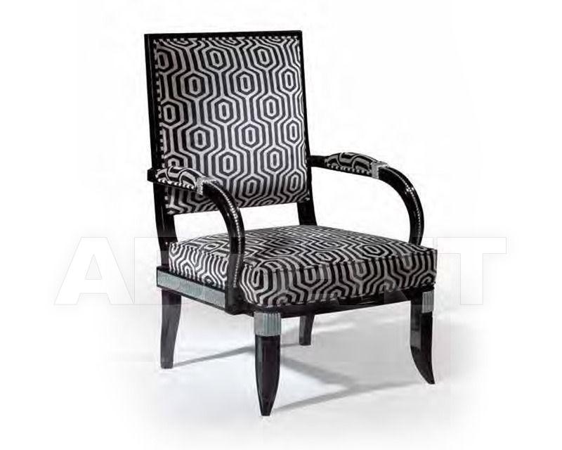 Купить Стул с подлокотниками Soher  Ar Deco Furniture 4254 EB-PP
