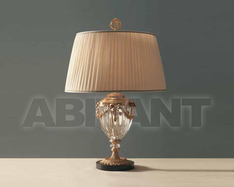 Купить Лампа настольная Laudarte O.laudarte CR. CASTORIA