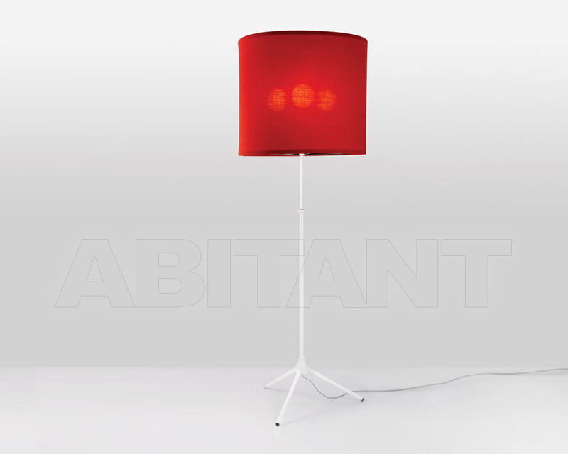 Купить Торшер Grupo B.Lux Deco ADOLIGHT 3 red FLOOR LAMPS
