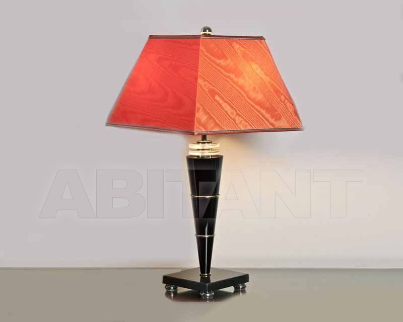 Купить Лампа настольная Laudarte O.laudarte PICCHIO BLACK