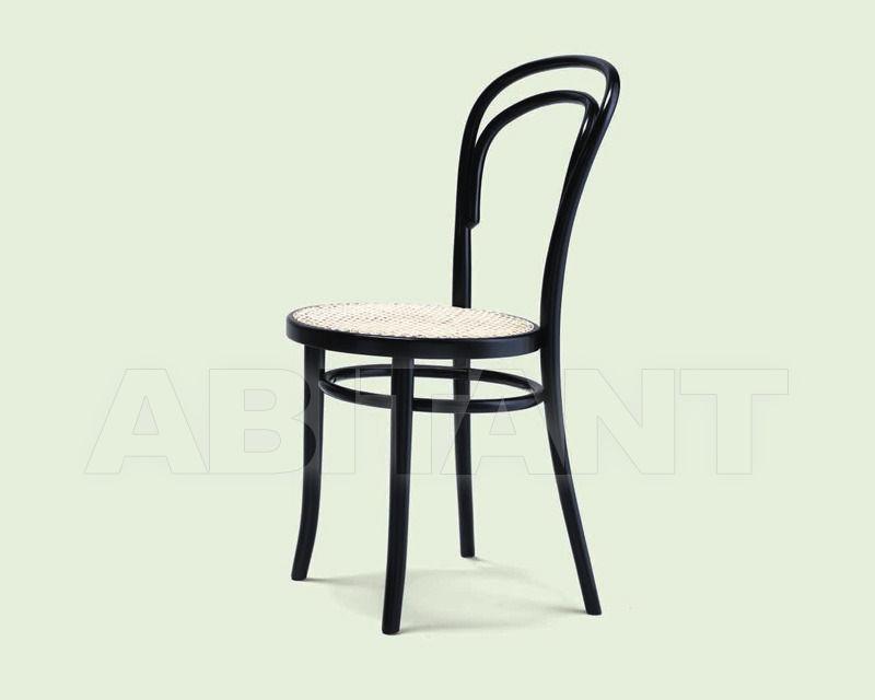 Купить Стул Italcomma Complementi D'arredo S.R.L  Heritage A14 Nero Thonet 034 /  Black Thonet 034