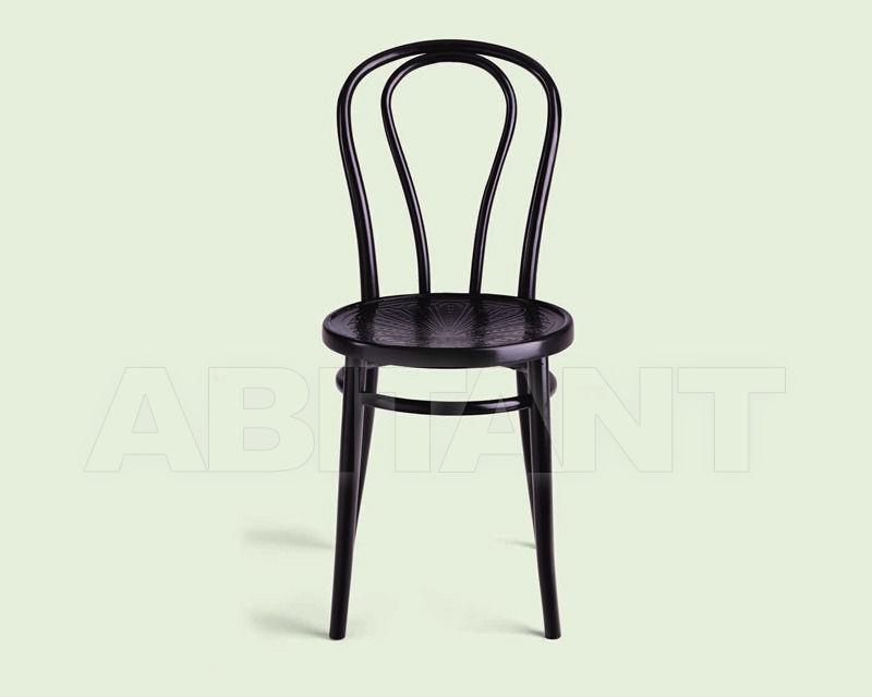 Купить Стул Italcomma Complementi D'arredo S.R.L  Heritage A18/14 St Nero Thonet 034 /  Black Thonet 034