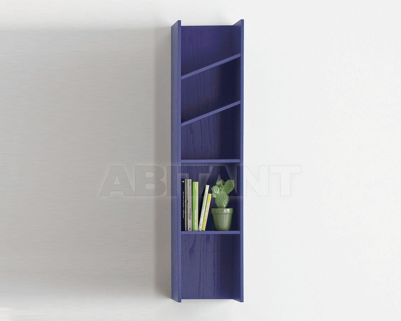 Купить Полка Colors Cenedese Moderno LK71 Viola 3869/L