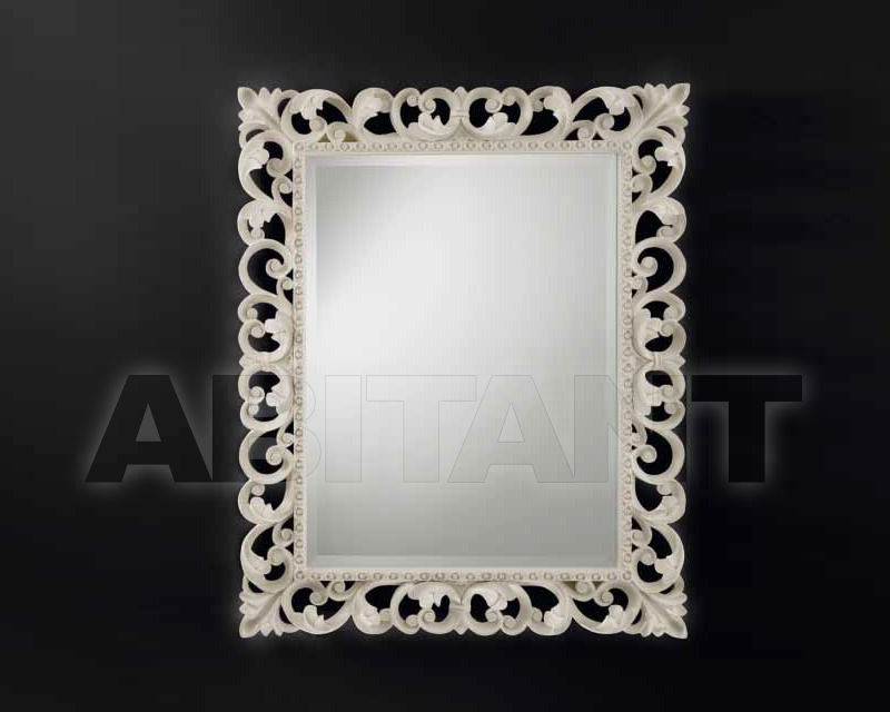 Купить Зеркало настенное Of Interni by Light 4 srl Bookbianco CL.2715GR
