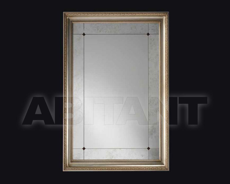 Купить Зеркало настенное Of Interni by Light 4 srl Bookbianco CL.2672GR