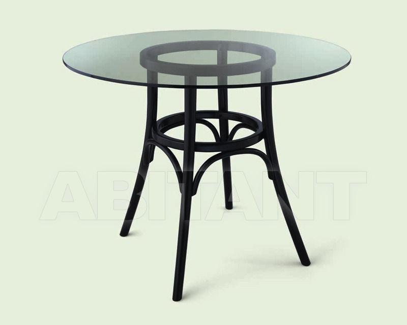 Купить Стол обеденный Italcomma Complementi D'arredo S.R.L  Heritage TB19 Nero Thonet 034 /  Black Thonet 034
