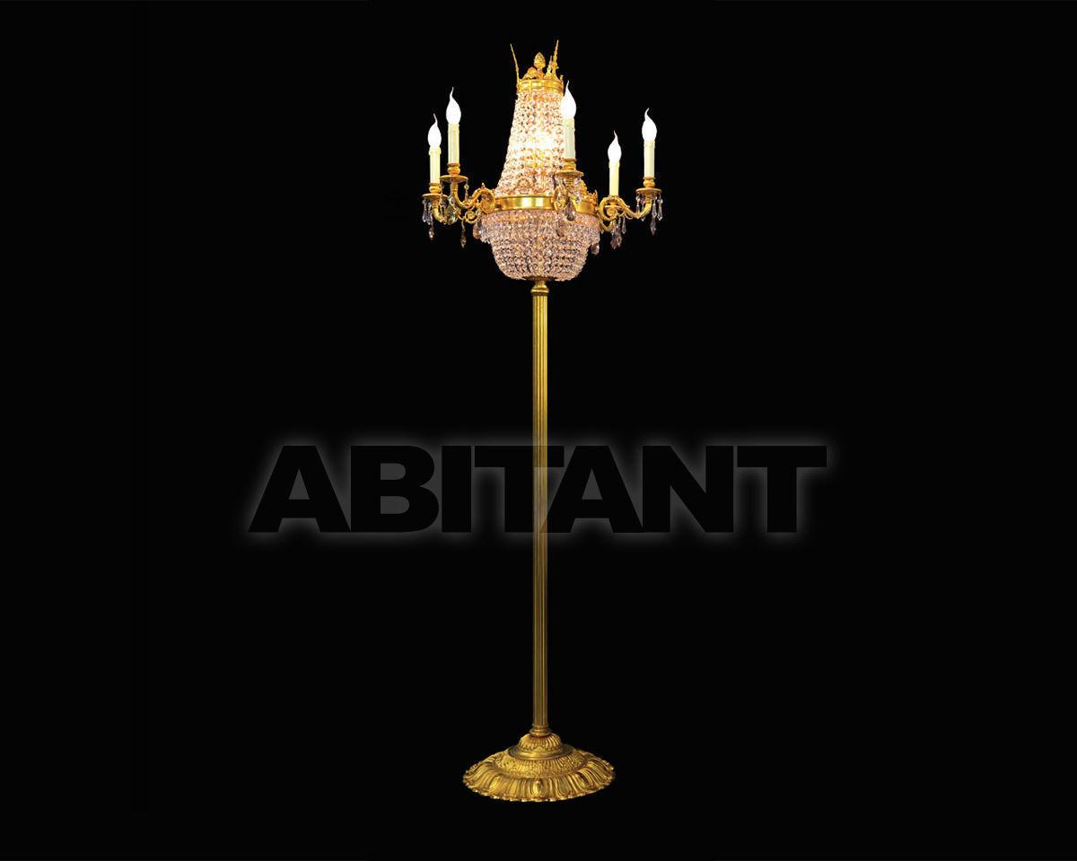 Купить Лампа напольная Non Solo Luce Empair ISABEL FL-06 G