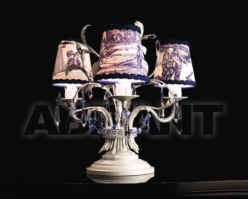 Купить Лампа настольная Non Solo Luce Provence BRENDA TL-03 W