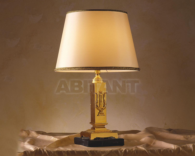 Купить Лампа настольная Non Solo Luce Vintage ALEXIA TL-01 G