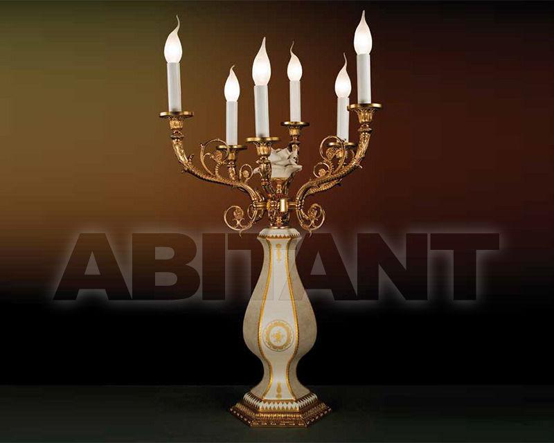 Купить Лампа настольная ACF Arte Milano 1815