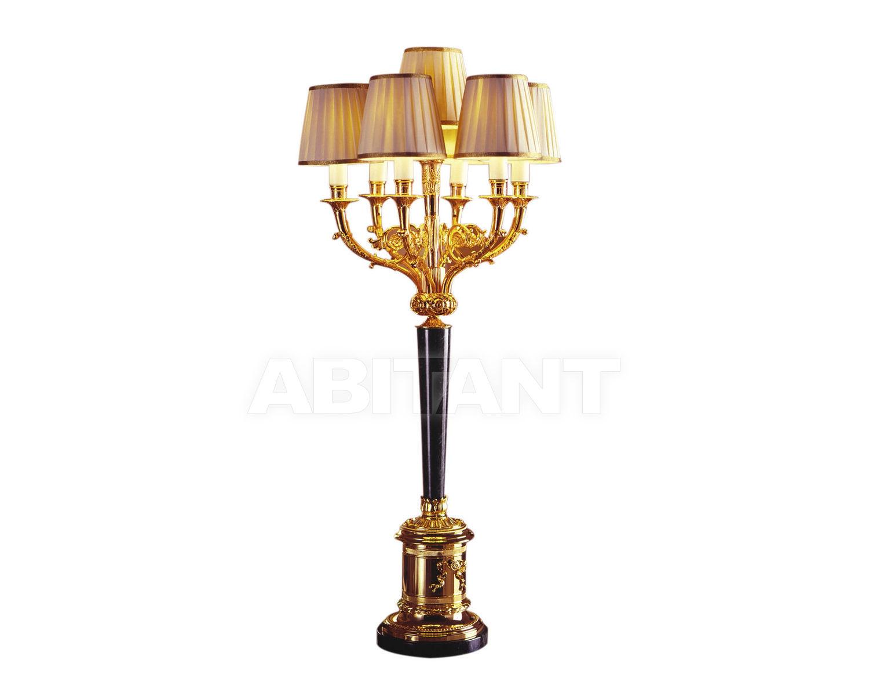 Купить Лампа настольная Non Solo Luce Vintage ANTOINETTE TL-07 G