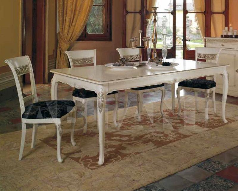 Купить Стол обеденный Zancanella Renzo & C. s.n.c. Fascinato F-57/T200