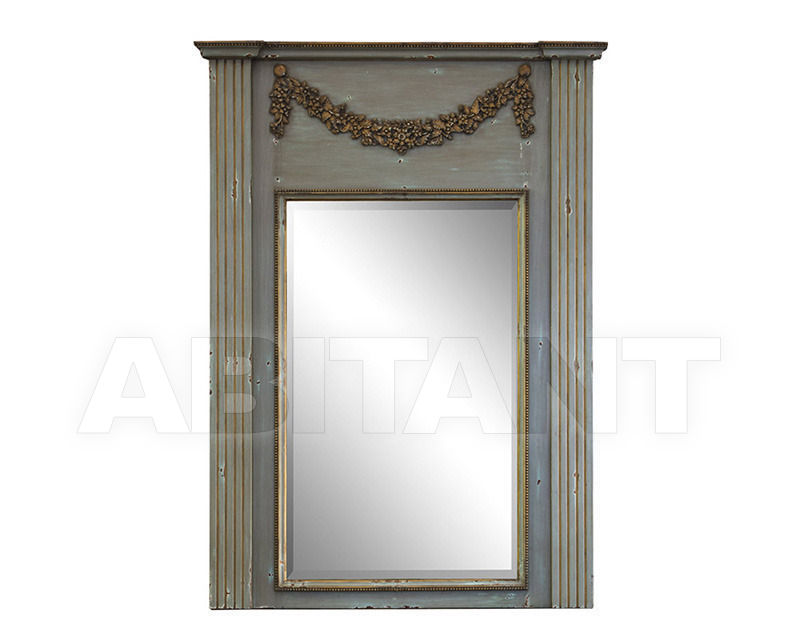 Купить Зеркало настенное Amber Mirror Gramercy Home 2014 901.004-FGG