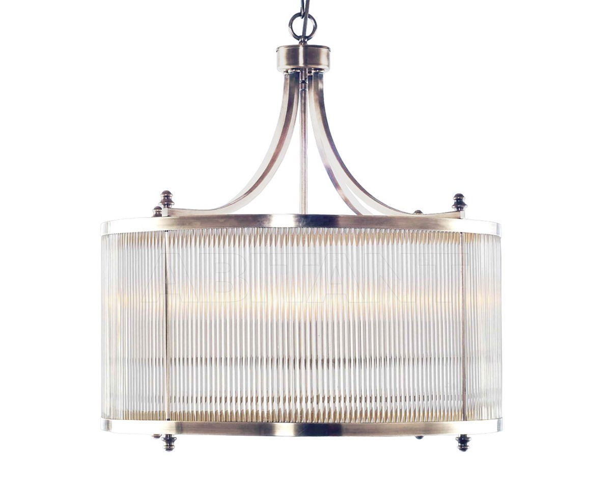 Купить Светильник GLASS TUBE CHANDELIER Gramercy Home 2014 CH032-4-NI