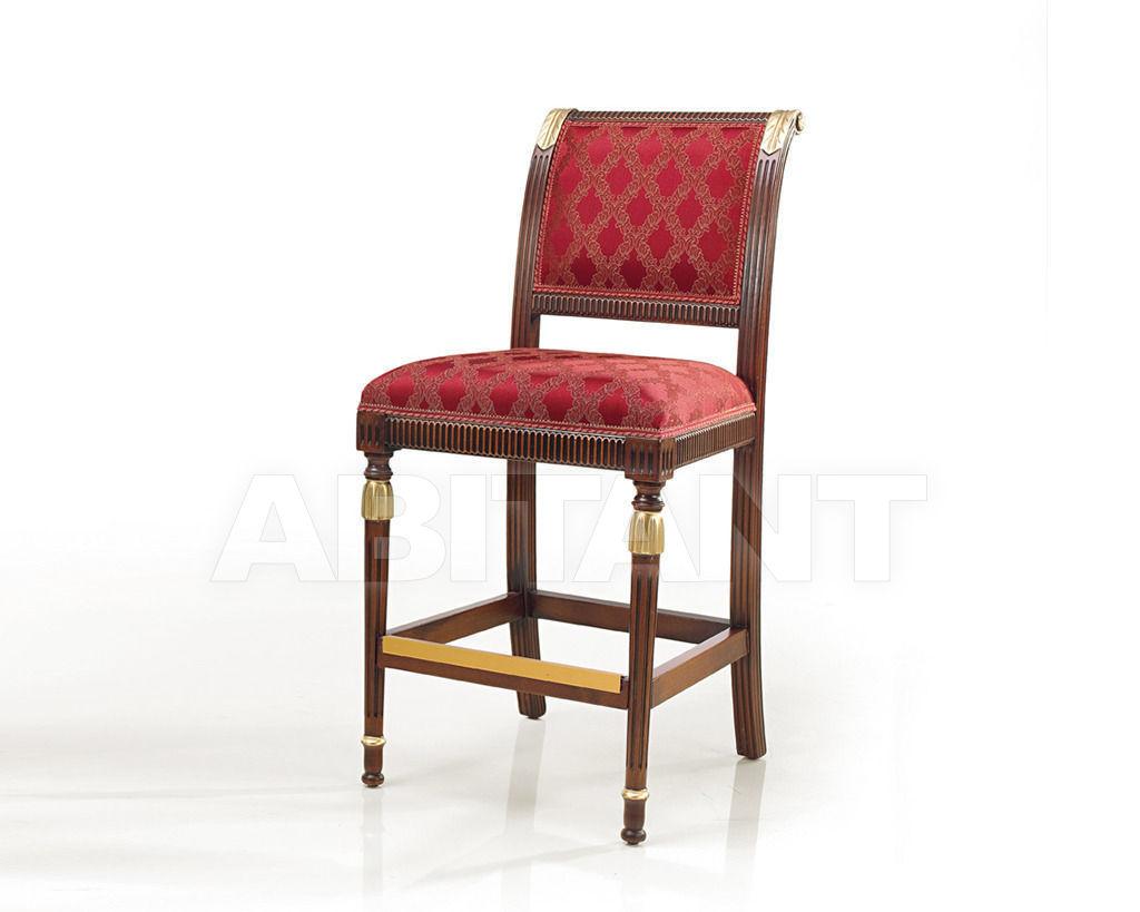Купить Барный стул Seven Sedie Reproductions Ottocento 0129C B