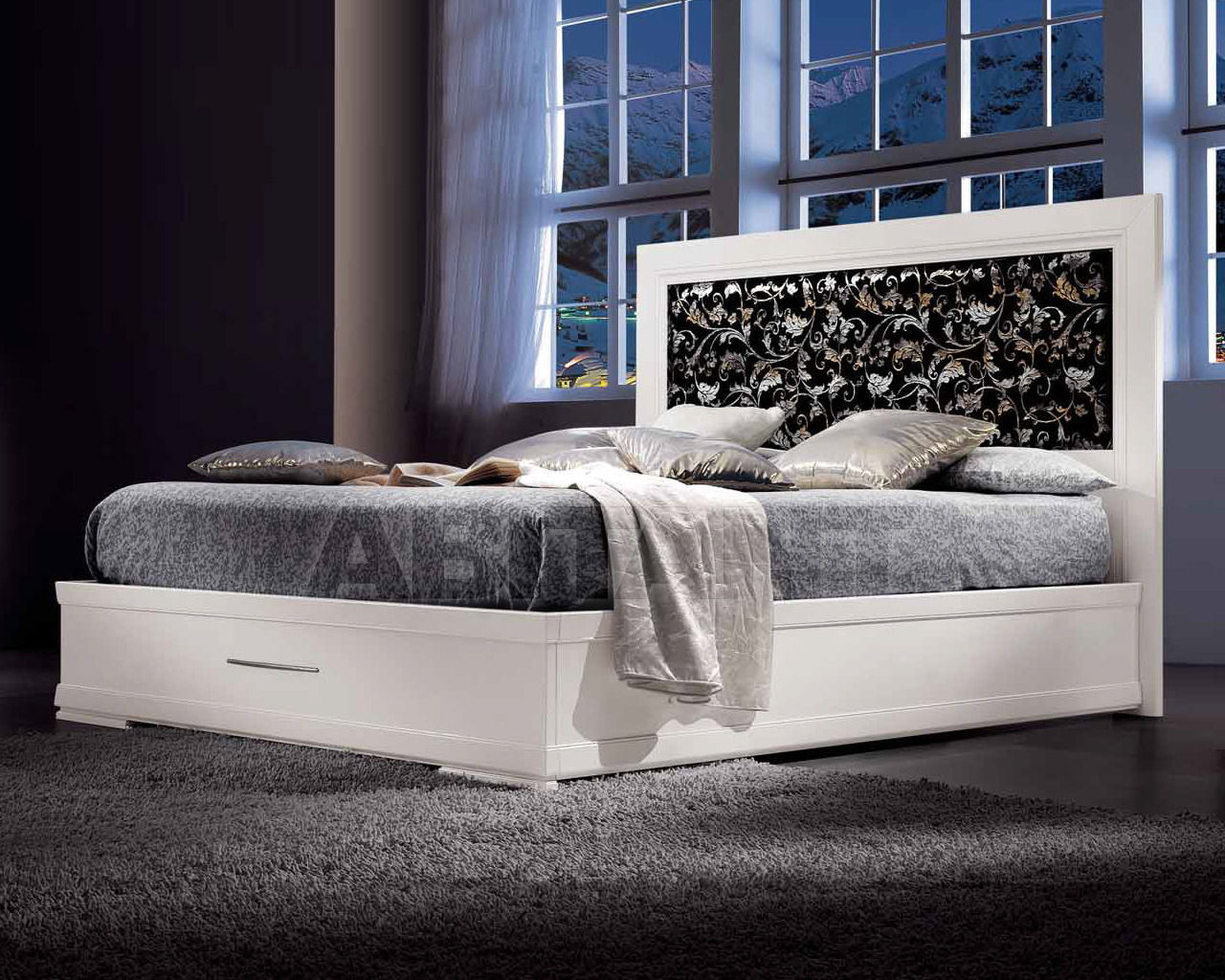 Купить Кровать Arve Style  Sogni SG-2105