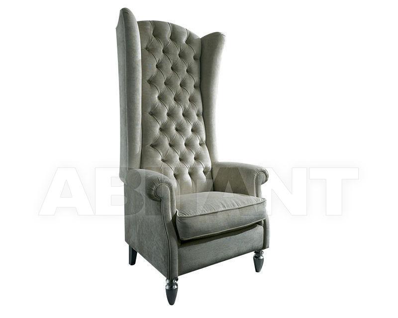 Купить Кресло Avery DV HOME COLLECTION Dv Home Collection/new Fiera 2012 Catalogo Avery  bergere trone