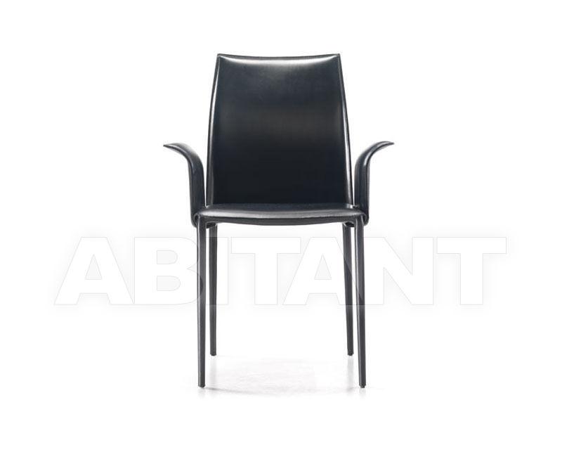 Купить Стул с подлокотниками Art Leather Estero AMBRA/Bracc.