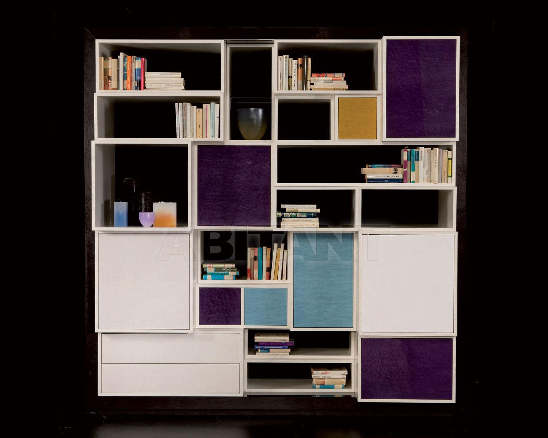 Купить Шкаф книжный AXOR IL Loft Wooden Furnitures AX50