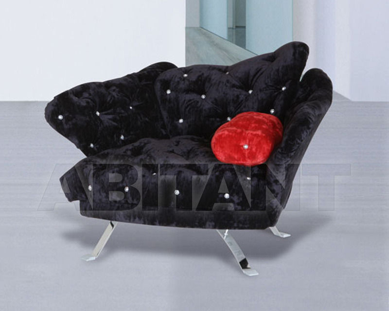 Купить Кресло FLOWER CAPITONNÉ IL Loft Armchairs FL13