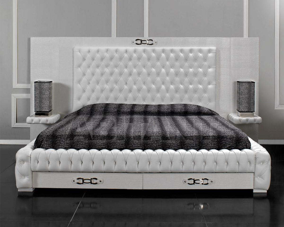 Купить Кровать Formitalia Bedrooms LEXINGHTON mattress cm 200x200