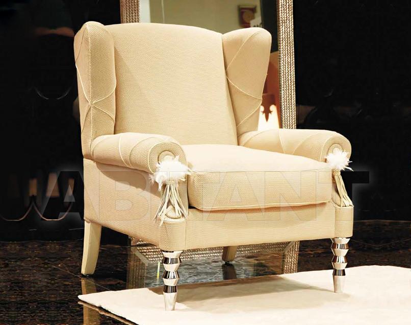 Купить Кресло Siegfrid  Ipe Cavalli Visionnaire SIEGFRID_ARMCHAIR