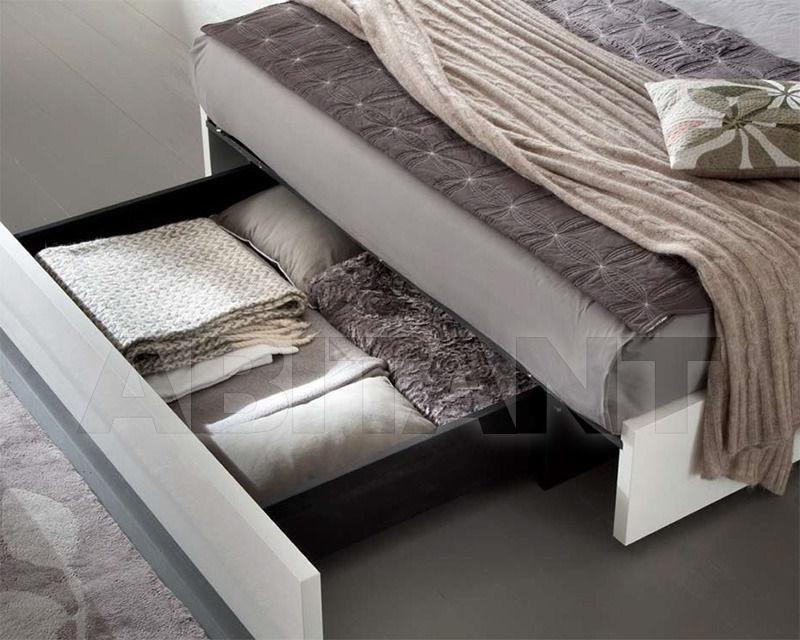 Кровать белая Alf Uno s.p.a. PJIE0294BI , Москва