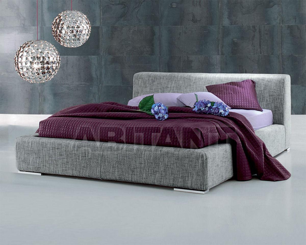 Купить Кровать Manhattan Alberta Salotti Letti LEA180PMHL