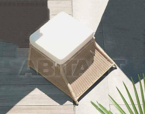 Купить Пуф Beach stool Bonacina1889 s.r.l. In Door Out 0907P