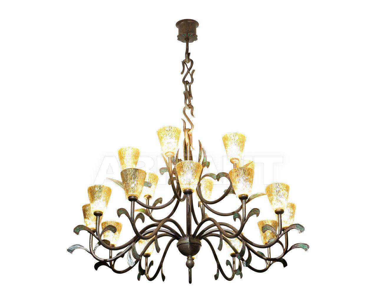 Купить Люстра FMB Leuchten Schmiedeeisen Lampen Und Leuchten 94454