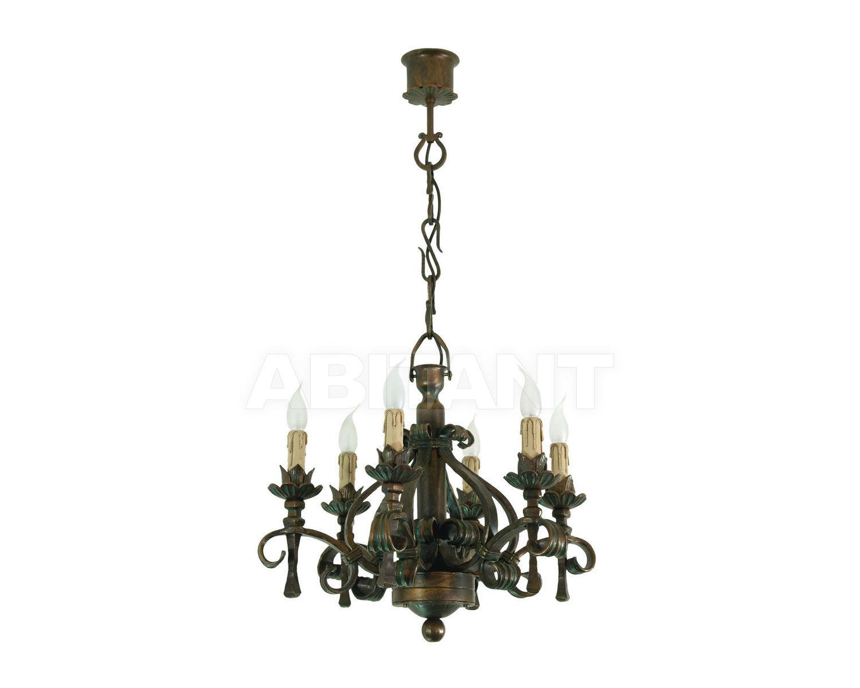 Купить Люстра FMB Leuchten Schmiedeeisen Lampen Und Leuchten 94140