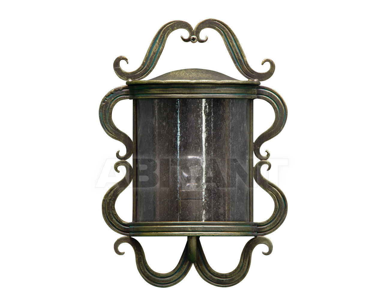 Купить Фасадный светильник FMB Leuchten Schmiedeeisen Lampen Und Leuchten 90153