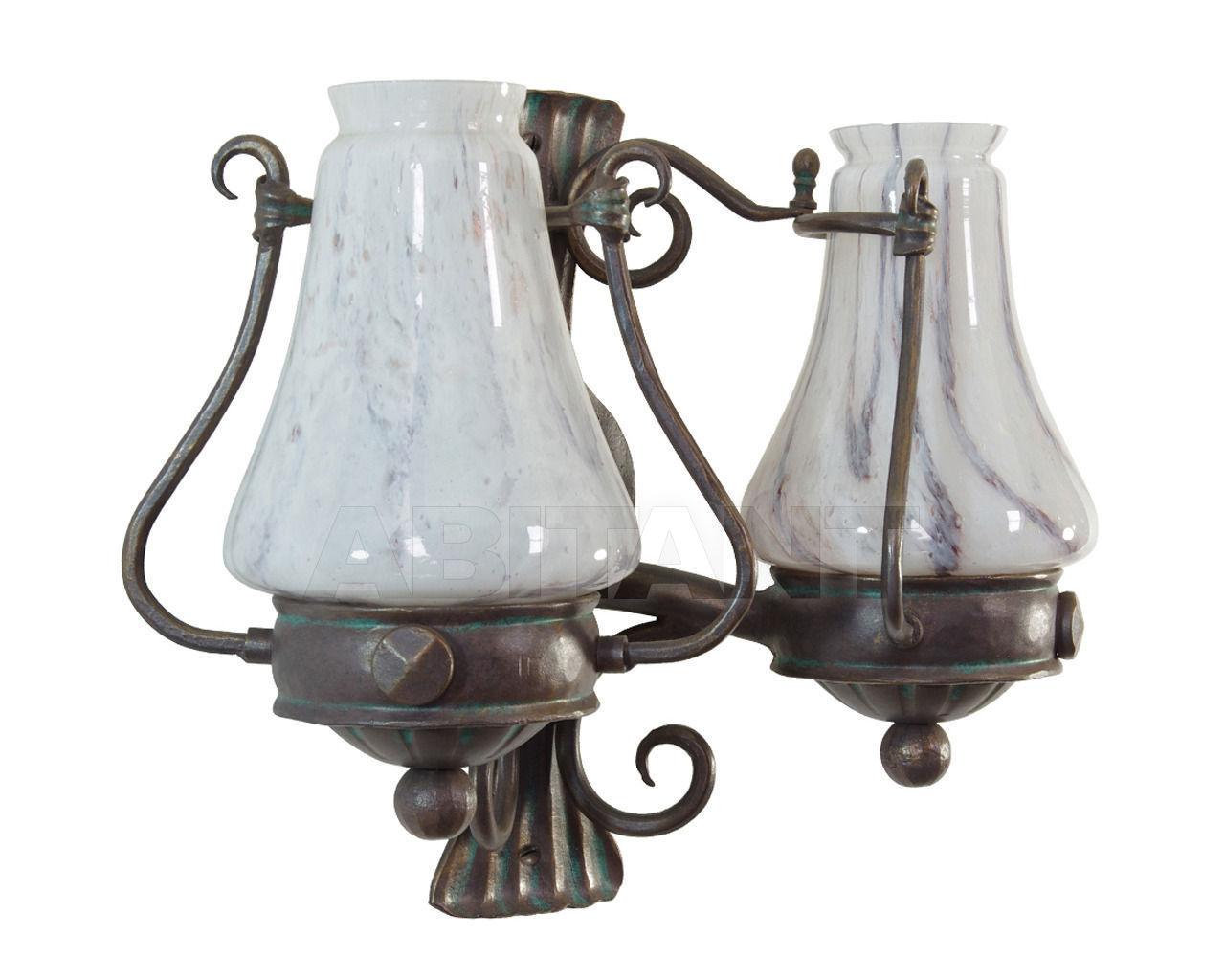 Купить Светильник настенный FMB Leuchten Schmiedeeisen Lampen Und Leuchten 94083