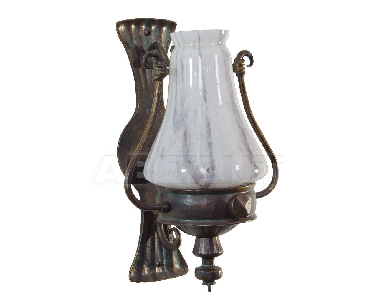Купить Светильник настенный FMB Leuchten Schmiedeeisen Lampen Und Leuchten 94071