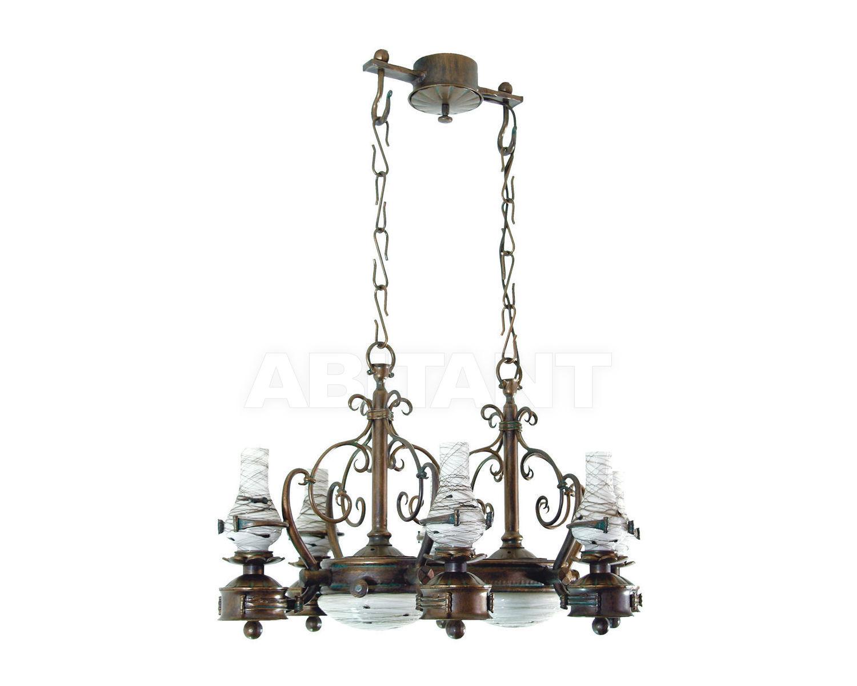 Купить Люстра Petrol FMB Leuchten Schmiedeeisen Lampen Und Leuchten 94152